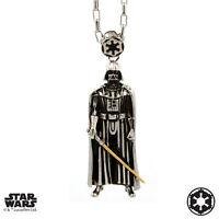 Han Cholo Star Wars Darth Vader Pendant Shadow Series Necklace 30