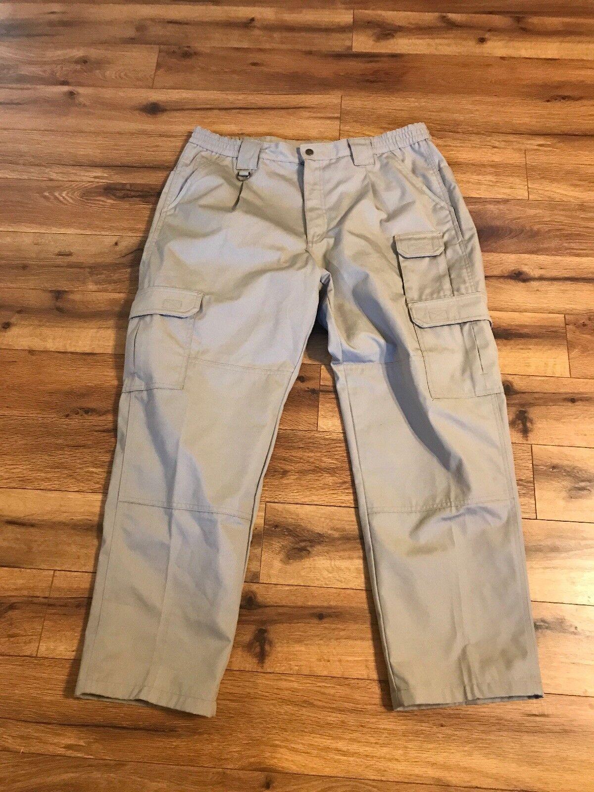 Propper Tactical Pants Tan 40x30 Work Wear