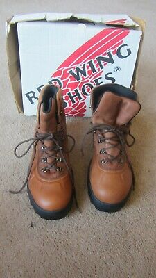 NEW Red wing 4442 steel toe leather