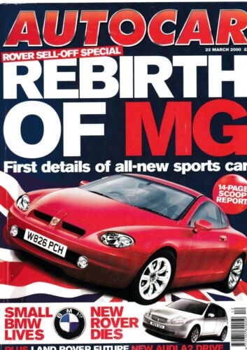 Various Issues of AUTOCAR Magazine from February 1994 to May 2004