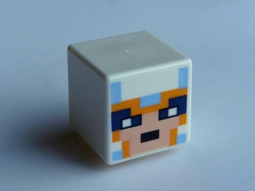 Lego Minecraft Spieler Minifigur Kopf aus Set 21145 39099 6231389