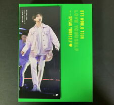 BTS-SPEAK YOURSELF SAO PAULO 2 DVD FULL SET JUNGKOOK BOOKMARK
