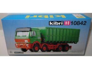 """Kibri 10842 """"MB mit MEILLER Absetzmulde"""" 1:87, Bausatz in OVP, neu - Berlin, Deutschland - Kibri 10842 """"MB mit MEILLER Absetzmulde"""" 1:87, Bausatz in OVP, neu - Berlin, Deutschland"""
