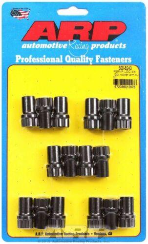 Arp 300-8243 Adjustable 3//8 12 Point Rocker Arm Nut SBC BBC SBF Poly Locks