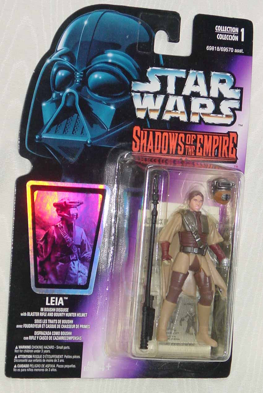 STAR WARS LEIA BOUSHH DISGUISE TRILINGUAL COLLECTION 1