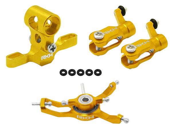 acquista online Rakon CNC Head Combo 02 - - - Blade Nano CP S oro  liquidazione fino al 70%