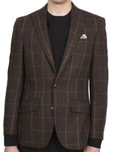 efa639f8a829 Image is loading Men-039-s-Harry-Brown-Tailored-Blazer-in-