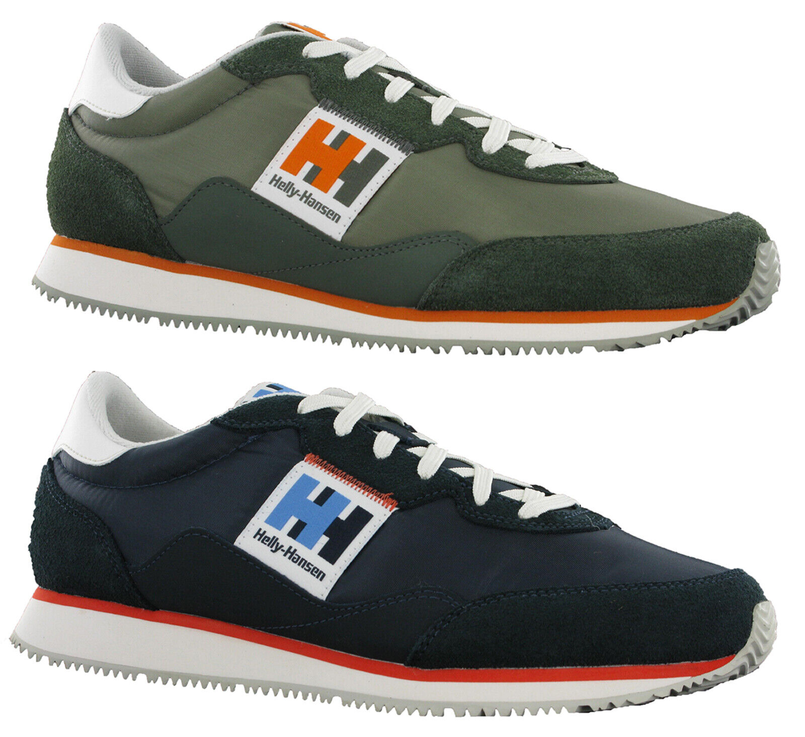 Helly Hansen Mens Turnschuhe Trainers schuhe Lace Up Ripples Low Cut Turnschuhe UK7-11