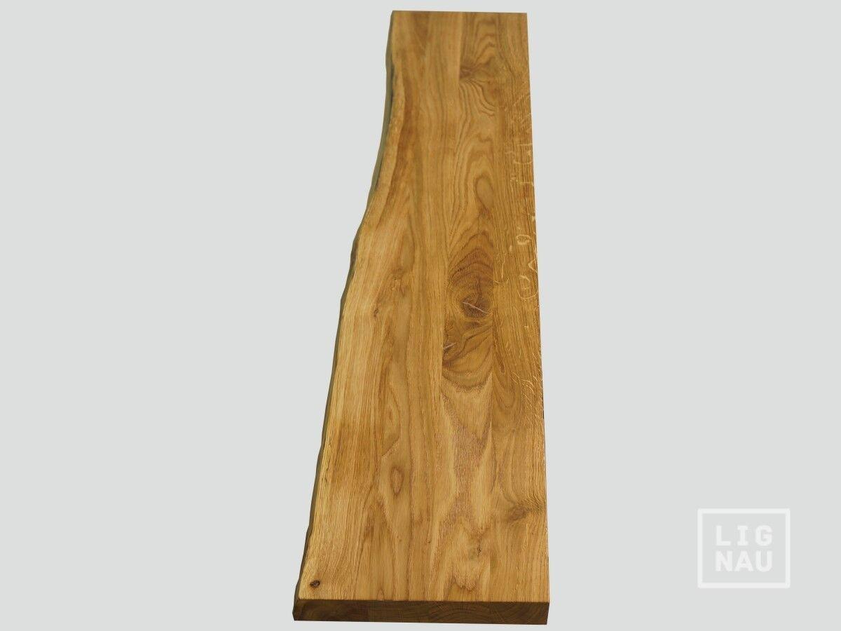 Escalones estribo estribo estribo roble rústico 40mm con ofrece árbol arista engrasada d6e9cc