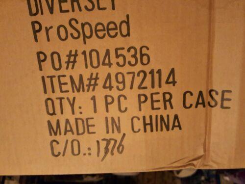 "Diversey ProSpeed Finish Applicator 18/"" Wax and Finish New unopened box"
