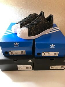 a16b455421bdbe Image is loading New-Adidas-Superstar-Shell-Camo-Men-s-Size-