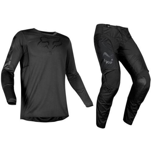 Sabbath Nero Fox Racing 180 Motocross MX Kit Pantaloni Maglia