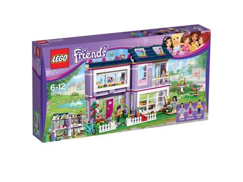 Lego 41095 Le Cottage Of Emma Friends Nouveau Scellé Pour 6-12 Ans