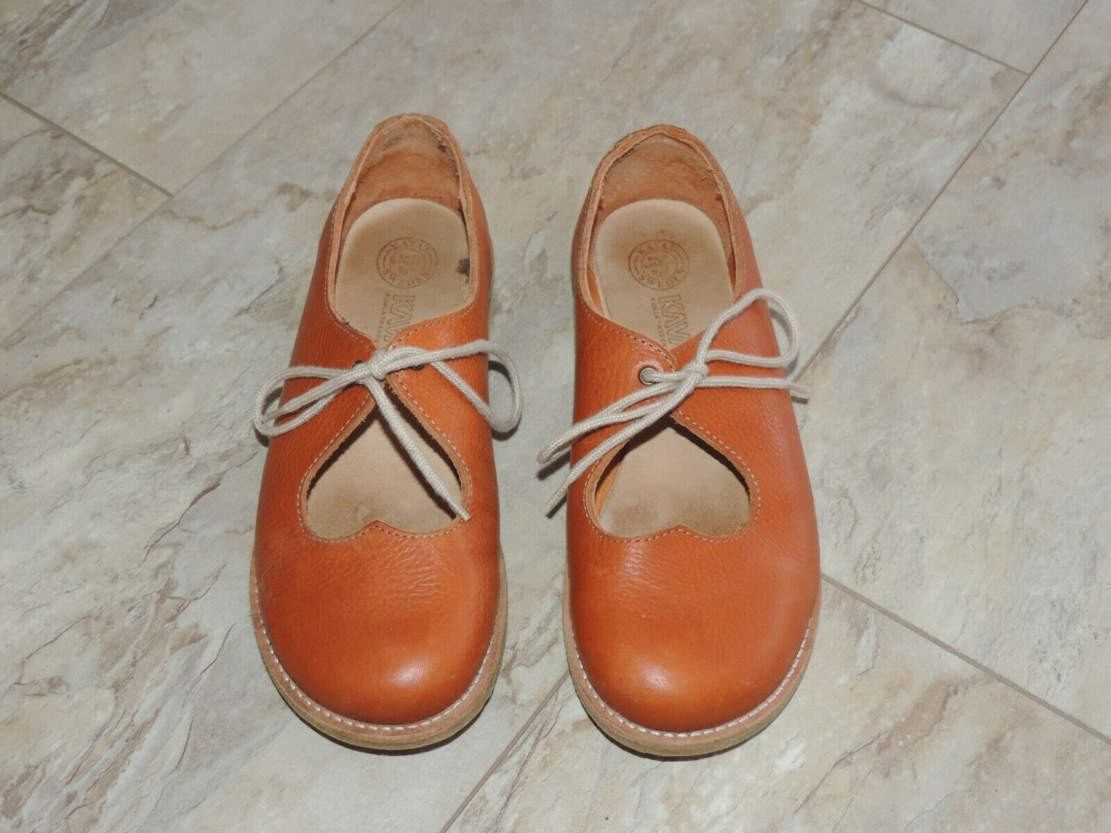 T.U.K. Ankle Boot LEATHER CREEP WEDGE A8379L Damen Schuhe