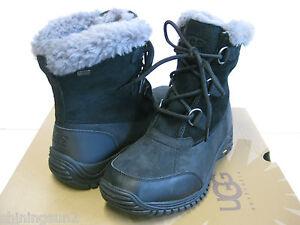 b693c0a6ae1 Details about UGG OSTRANDER WOMEN WINTER BOOTS BLACK US 8 /UK 6.5/EU 39 /JP  25