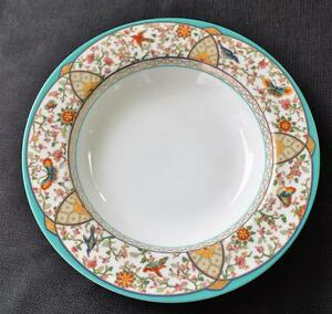 New Christian Dior Porcelain CLOISONNE Pattern 9 1/4\