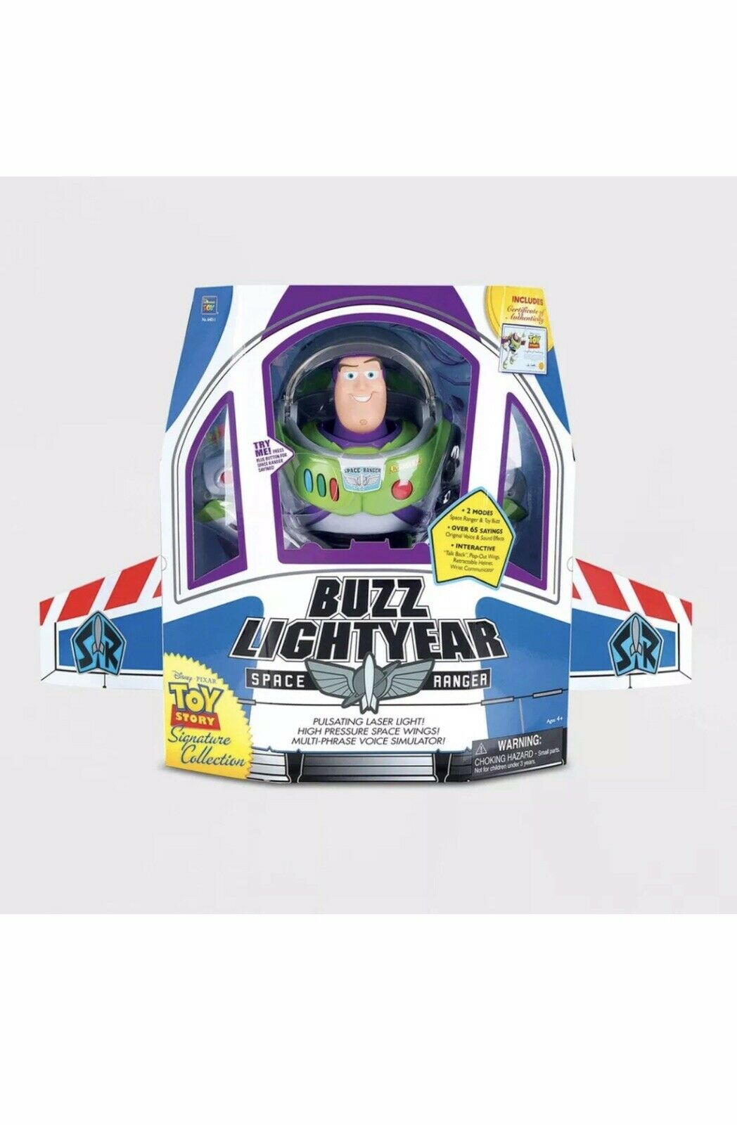 Toy Story Collection Buzz Lightyear Kid Toy Gift