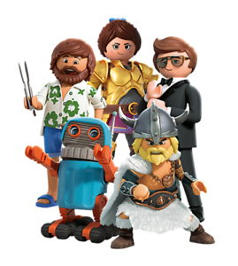 Playmobil-Figurine-Serie-1-MOVIE-Accessoires-Modele-au-Choix-NEW