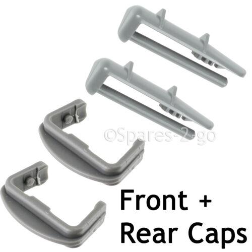 avant panier caps kit pour Prima lpr660 lave-vaisselle Cap fin Runner rail arrière