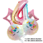 Rainbow-Unicorn-Balloons-Birthday-Party-Decorations-Princess-Girl-Foil-Numbers thumbnail 6