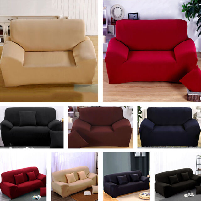 Stupendous Living Room Sofa Cover 2 3 Seater Couch Stretch Slipcovers Non Slip Washable Pgs Bralicious Painted Fabric Chair Ideas Braliciousco