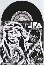 """JFA/Dephinger """"split"""" 7"""" OOP DOA Black Flag J.F.A. Sun City Girls"""