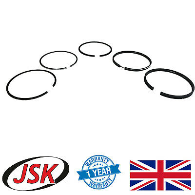 Piston Ring 5pc Set Fordson Super Dexta with Perkins A3.152 or F3.152 Engine