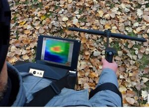 Okm Exp 6000 Pro Plus Wireless Ground Scanner With Touch Screen