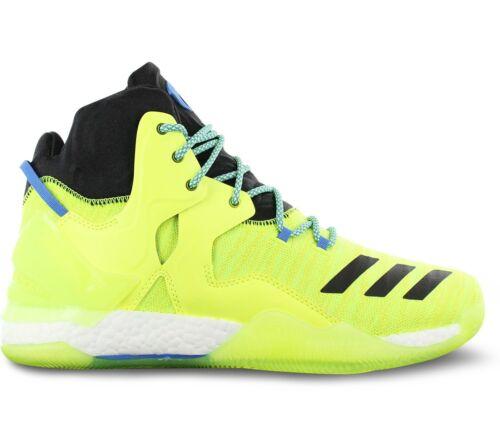 adidas Derrick D Rose 7 PK Primeknit Herren Basketballschuhe AQ7215 Sportschuhe