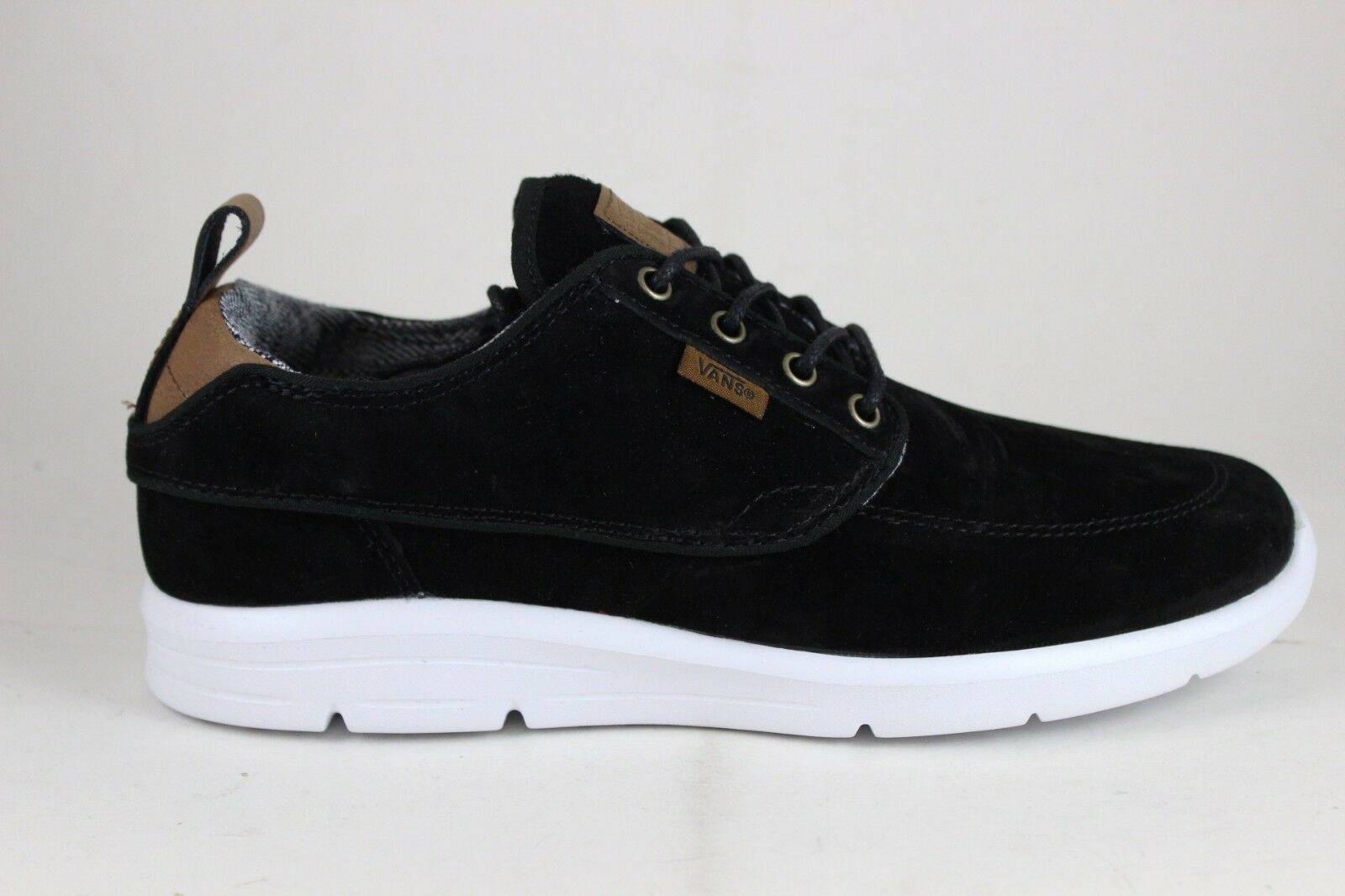 Vans Men's Brigata Lite Black White VN0A2Z5LJWH Brand New