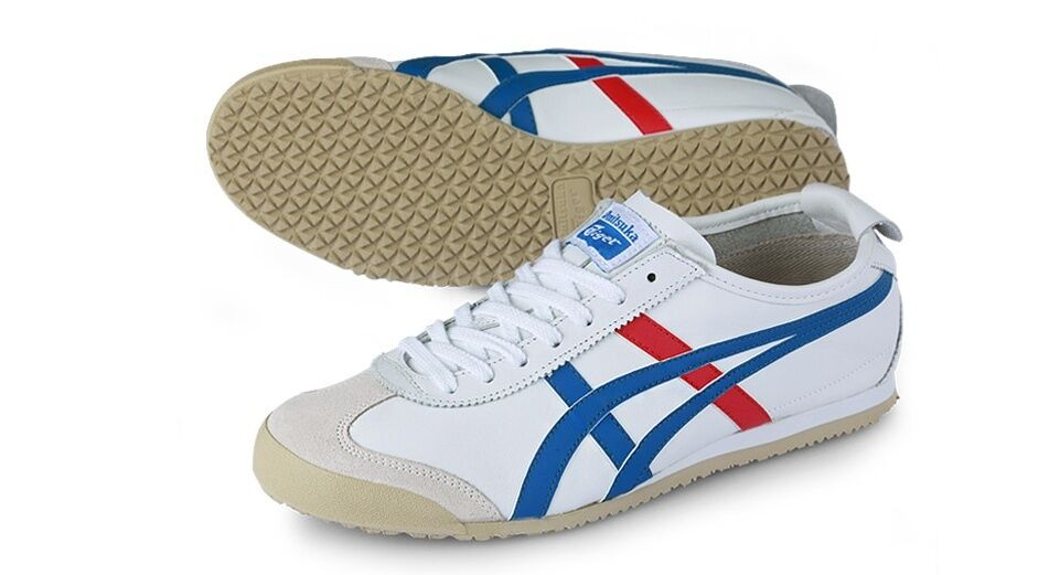 vintage Asics Onitsuka Tiger Mens Mexico 66 Mens Tiger trainer Shoes DL408 0146 1fe39f