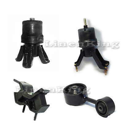 Engine Motor Mount /& Auto Trans 4 PCs Set For 1997-2001 Toyota Camry 2.2L