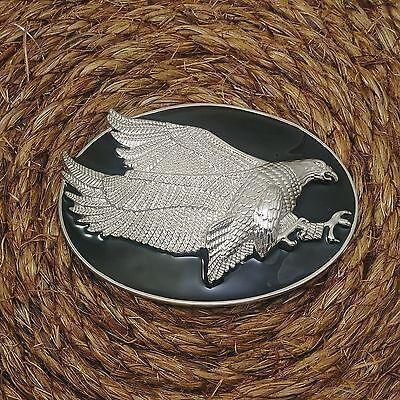 EAGLE METAL BELT BUCKLE ANIMAL COWBOY /& WESTERN HEBILLA AGUILA #112 NEW