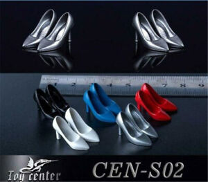Toy-Center-1-12-Female-High-Heels-Shoes-Model-Toys-For-6-034-Figure-Body-Accessory