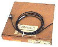 Modicon 990-nad-211-10 Modbus+drop Cable 990nad21110, 2.4m/18ft, Rev: 1.03