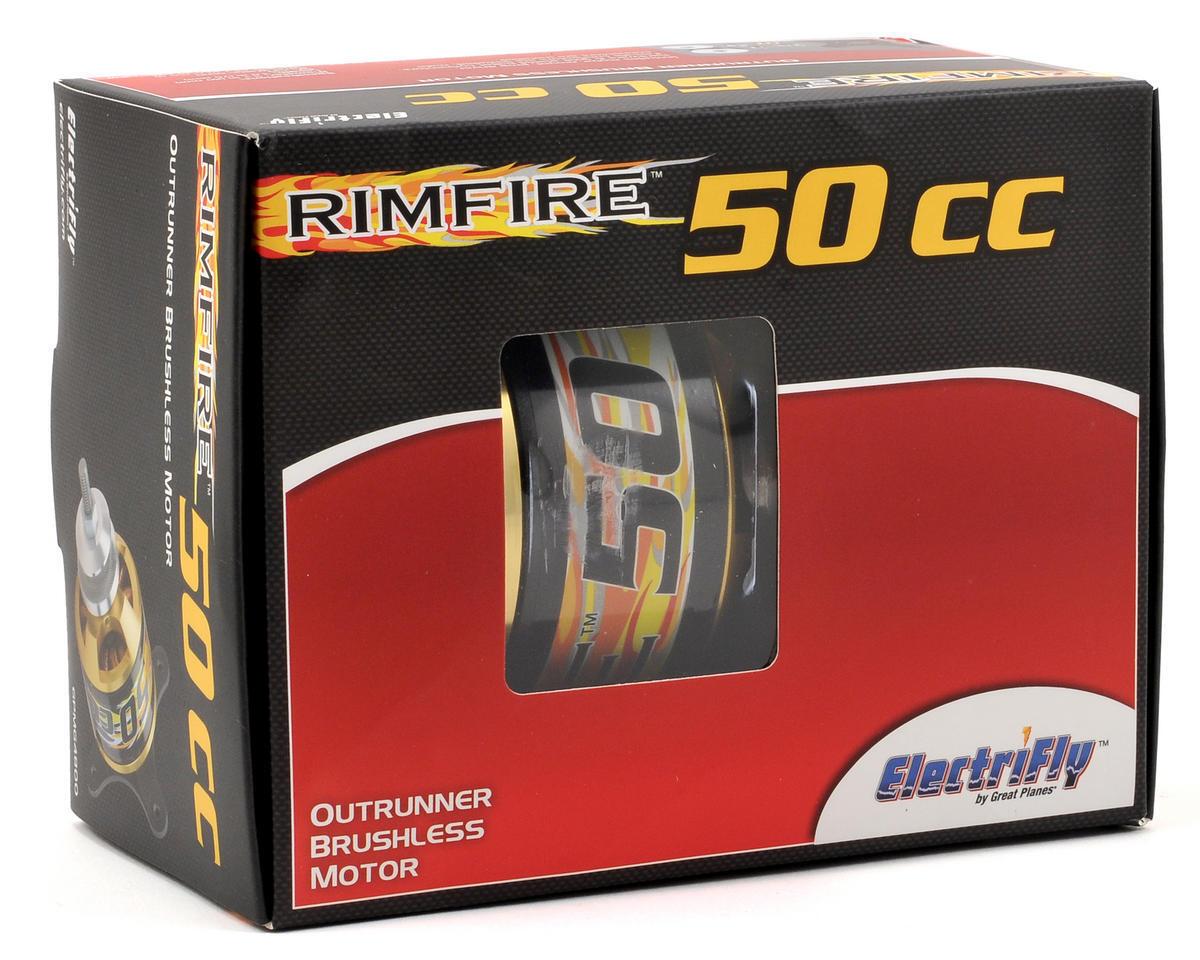 Neuf Great Avions Gp Electrifly Rimfire 50cc 50cc 50cc sans Brosse Moteur Électrique 519006