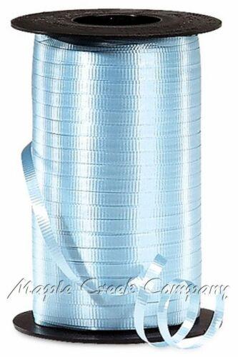 Curling Ribbon 1500 ft roll HOT PINK NAVY LIGHT BLUE WHITE DAFFODIL ORANGE