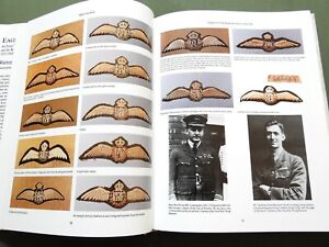 034-EAGLES-RECALLED-034-BRITISH-RAF-WW2-PILOT-AIRCREW-WINGS-INSIGNIA-REFERENCE-BOOK