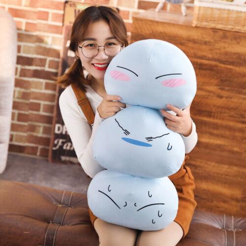 That Time I Got Reincarnated As A Slime Rimuru Emojo Emotion Plush Doll Pillow