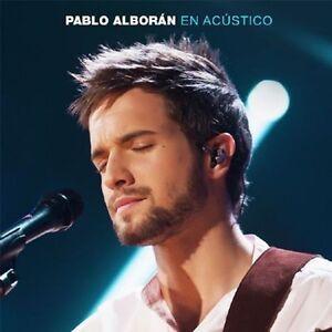 CD-DVD-Set-En-acustico-Pablo-Alboran-Sealed-New-2012