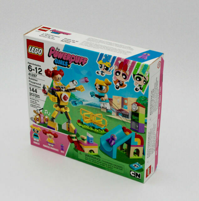 New Lego Powerpuff Girls Octi Figure ONLY from 41287 Unassembled