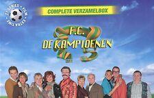 F.C. De Kampioenen : De Complete Verzamelbox (21 series + Film) (53 DVD)