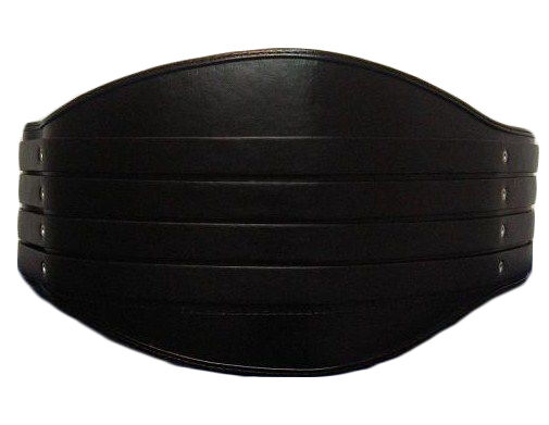 Fantastic Quality Belt in Black - Compatible with a Darth Maul Costume
