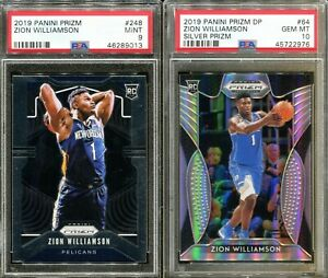 Absolute-Mystery-Pack-Patch-Auto-Basketball-Cards-Zion-Williamson-Rookie-PSA-10