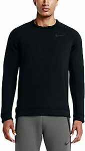 Nike-Shield-Therma-Fit-Sphere-Max-Crew-Performance-Sweater-Black-749311-010-M