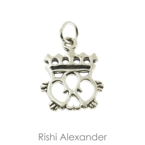 925 Sterling Silver Celtic Symbol Charm Made in USA
