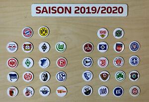 1 2 Bundesliga Logo Magnete Saison 2019 20 Alle 36