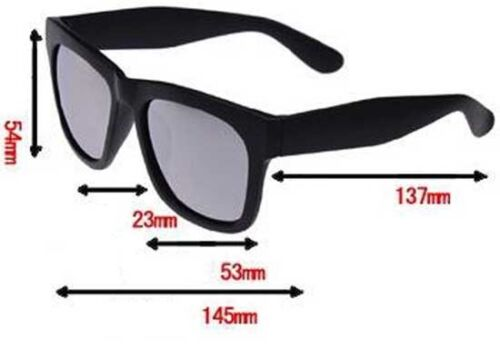 Men/'s Polarized Square Sunglasses UV400 Pilot Outdoor Glasses Driving Eyewear