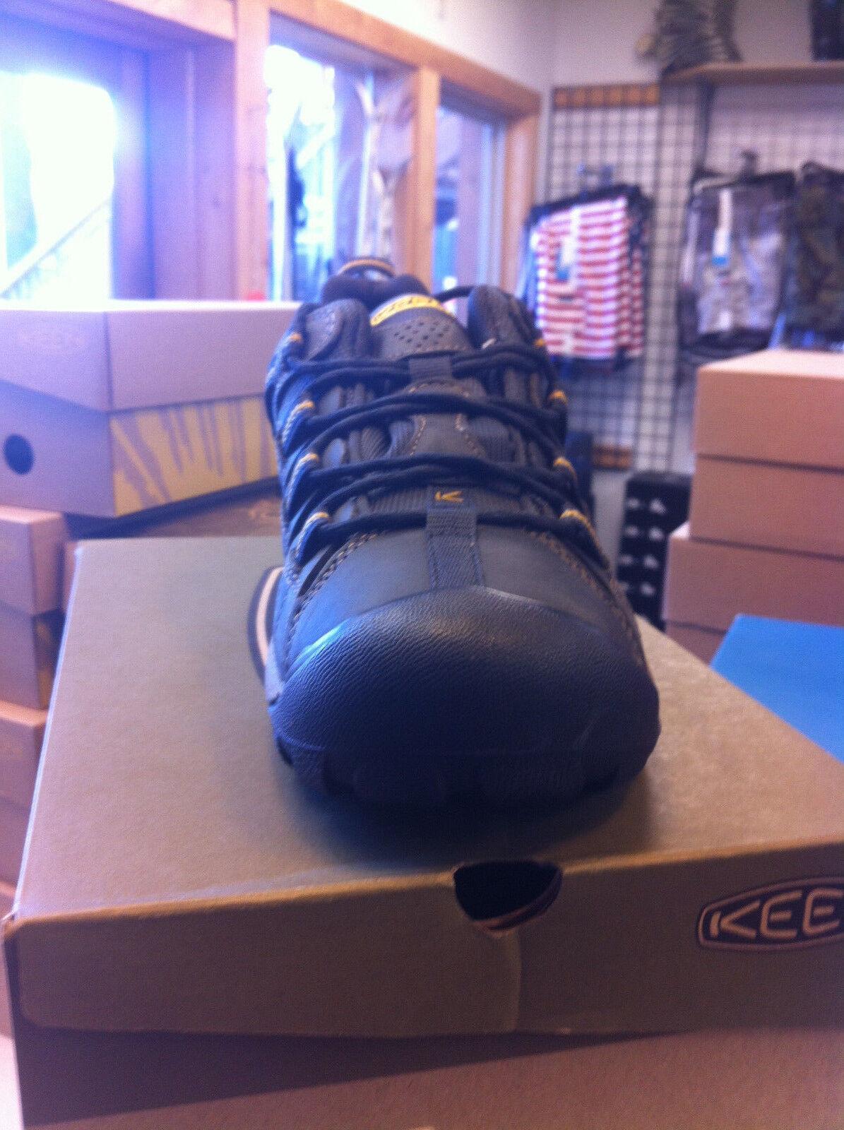 Para Hombres Color Zapato impermeable Keen Targhee II II II Raven tamaño nos 8 3af1f5