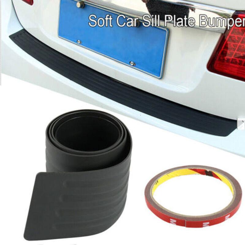 Car Anti-Scratch Pickup Rear Guard Bumper Protector Trim Cover Pad Accessories